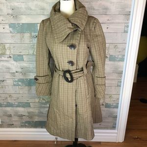 Soia and Kyo trench coat size M